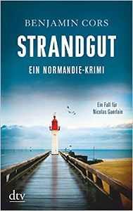 Buchcover Normandie-Krimi Strandgut