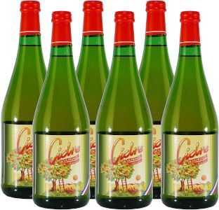 Cidre de la France -doux- Apfelwein (6 x 0,75L)
