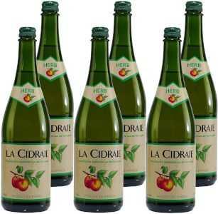 La Cidraie Cidre - Herb (6 x 0,75L)