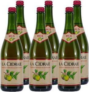La Cidraie Cidre - Lieblich (6 x 0,75L)