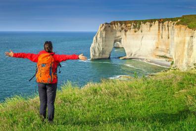 Urlaub in der Normandie: Abschalten und die Landschaft genießen